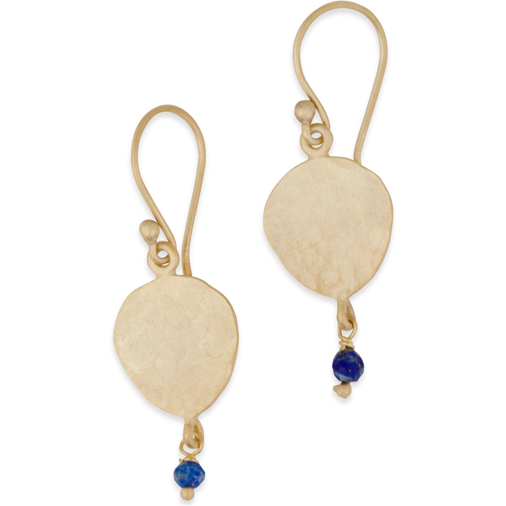 Esther Blue Earrings
