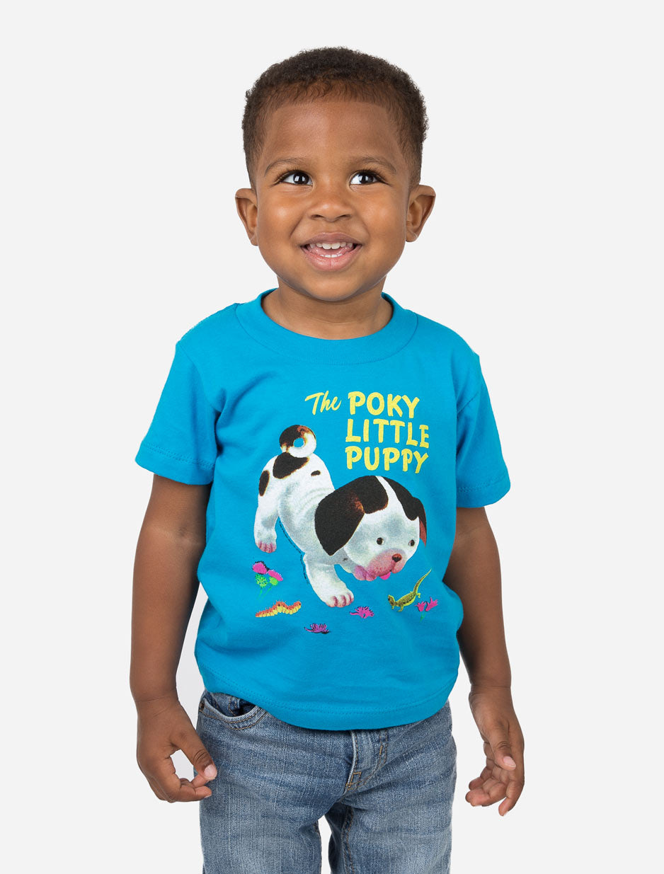 Poky Little Puppy Kids Tee