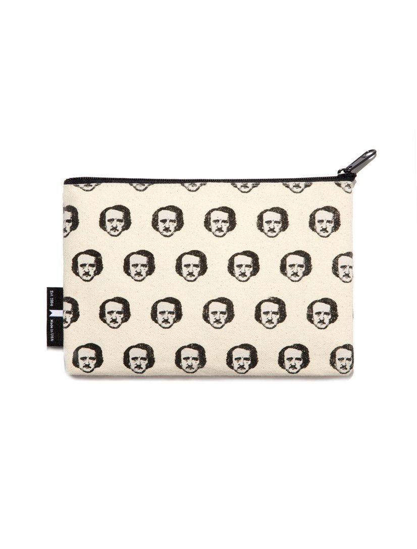 Poe-ka-Dot Zipped Pouch