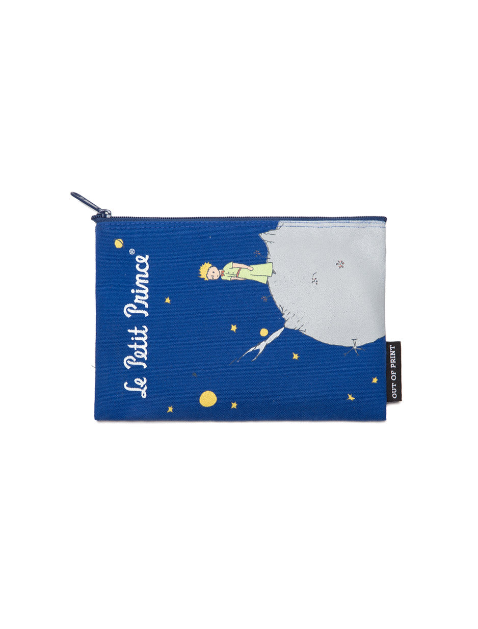 The Little Prince Zipped Pouch