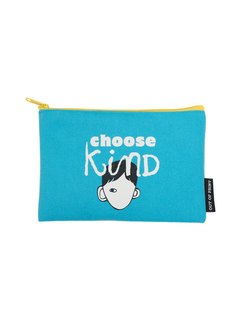 Wonder Zipped Pouch