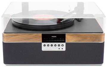 The Plus Record Player Special Edition Walnut