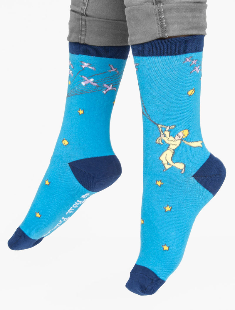 Little Prince Adult Socks