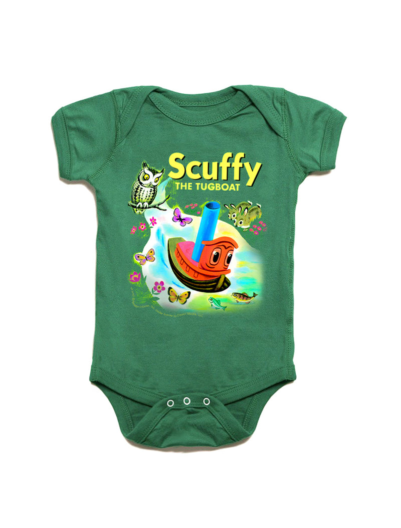 Scuffy Baby Bodysuit
