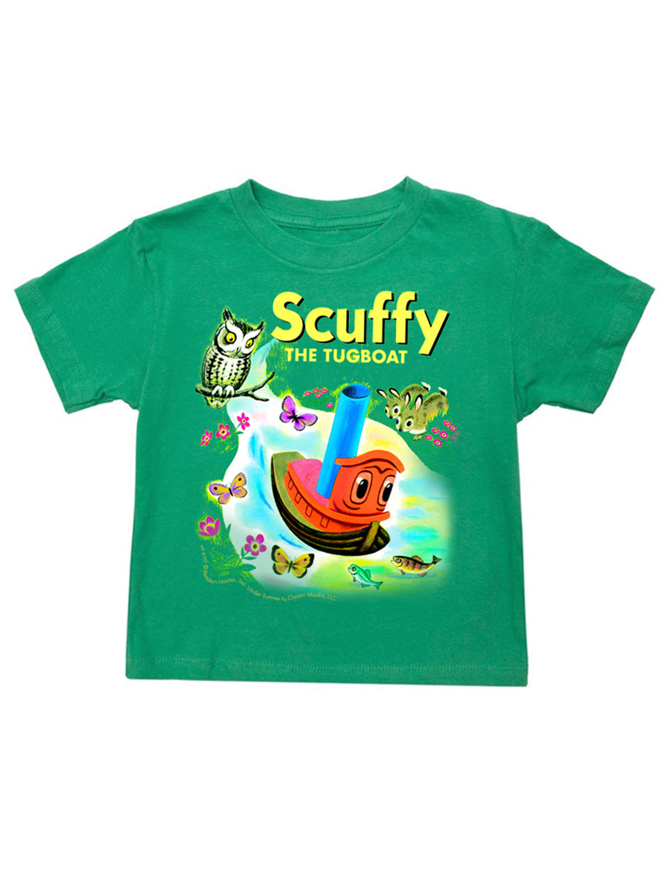 Scuffy Kids Tee