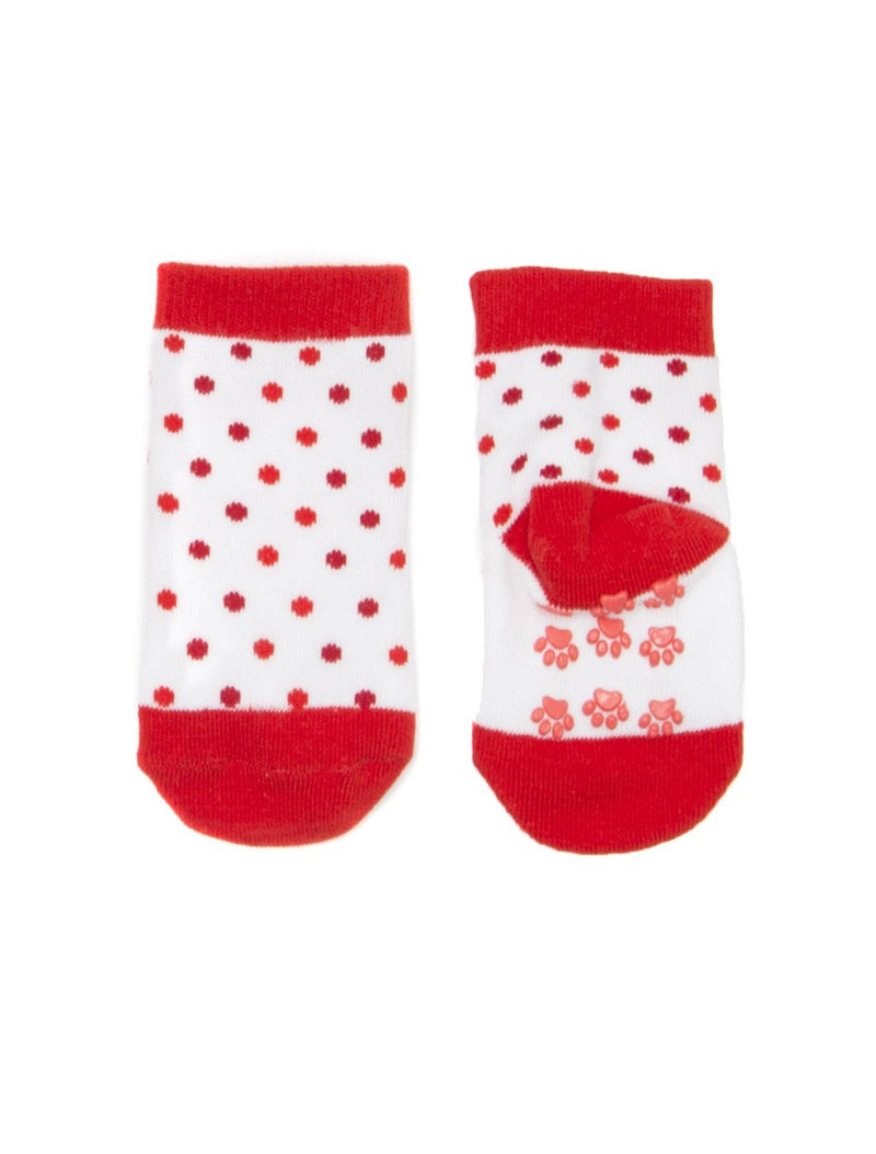Clifford Socks Toddler Socks - 4 pack