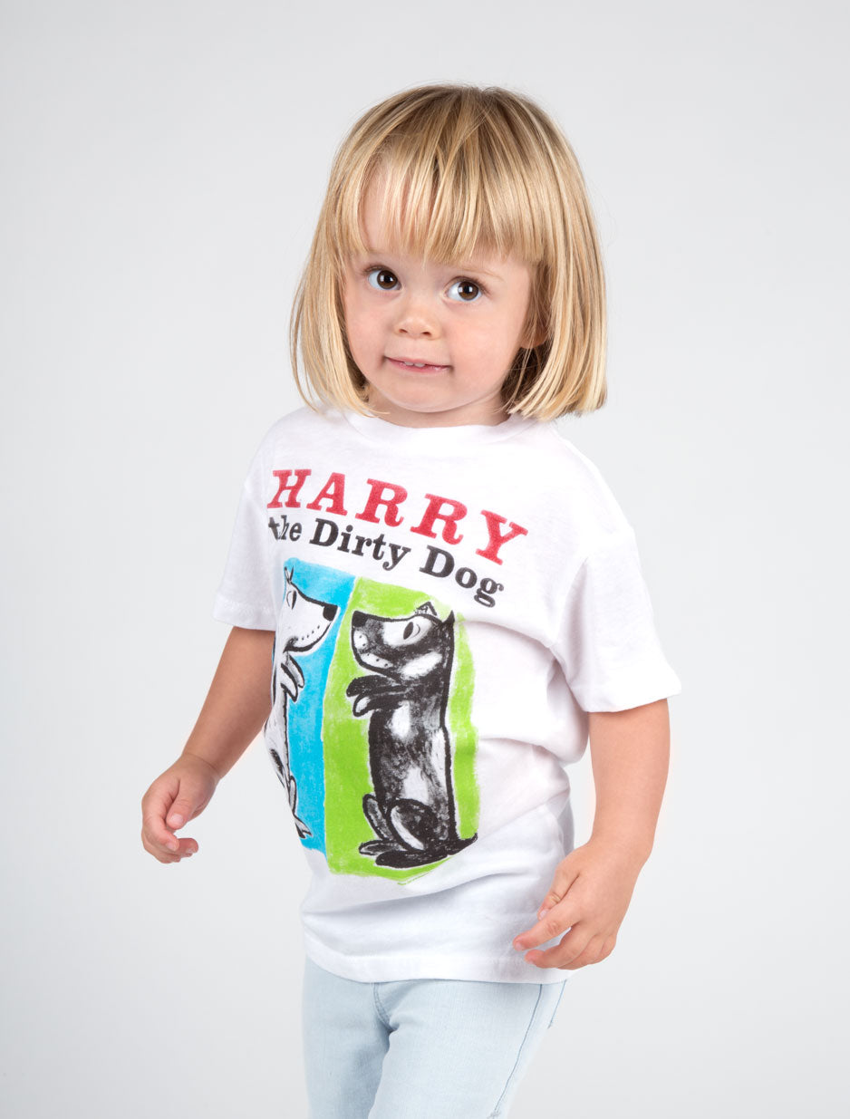 Harry the Dirty Dog Kids Tee