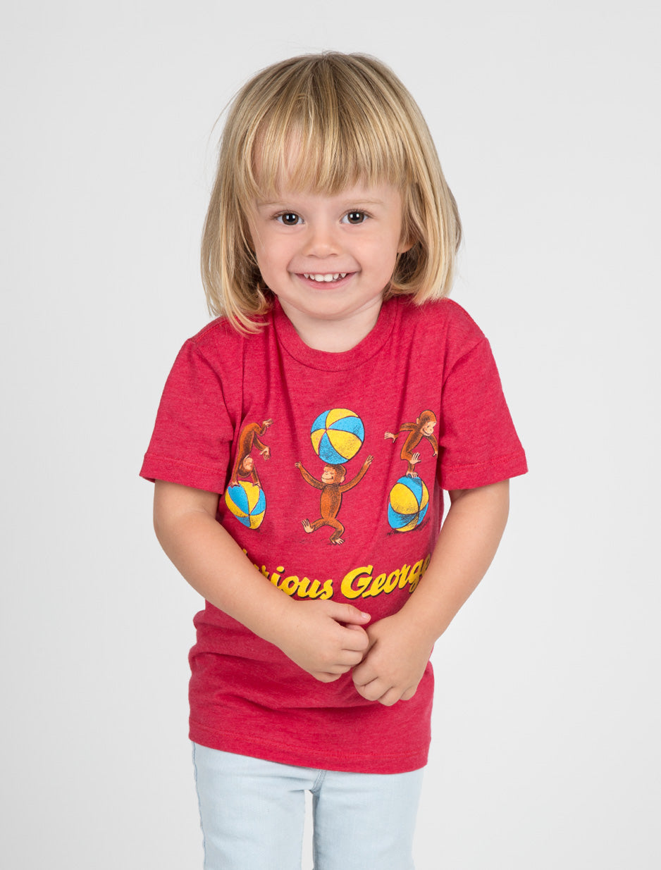 Curious George Kids Tee