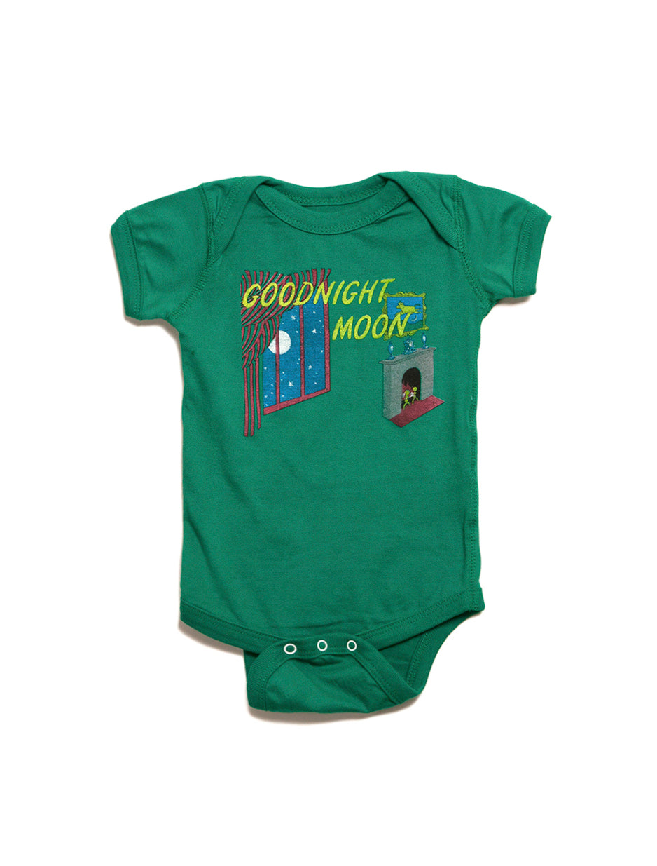 Goodnight the Moon Baby Bodysuit