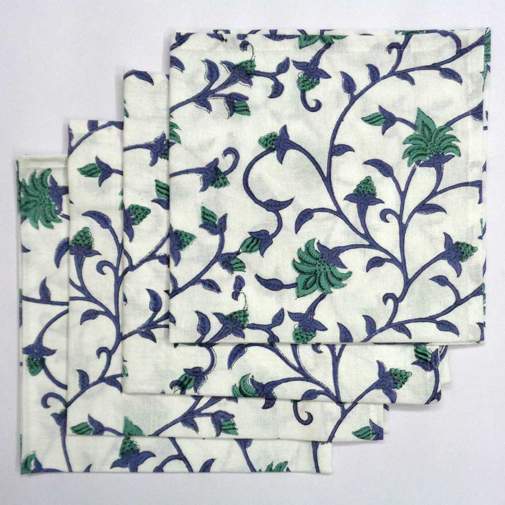 August Vine Napkin Set