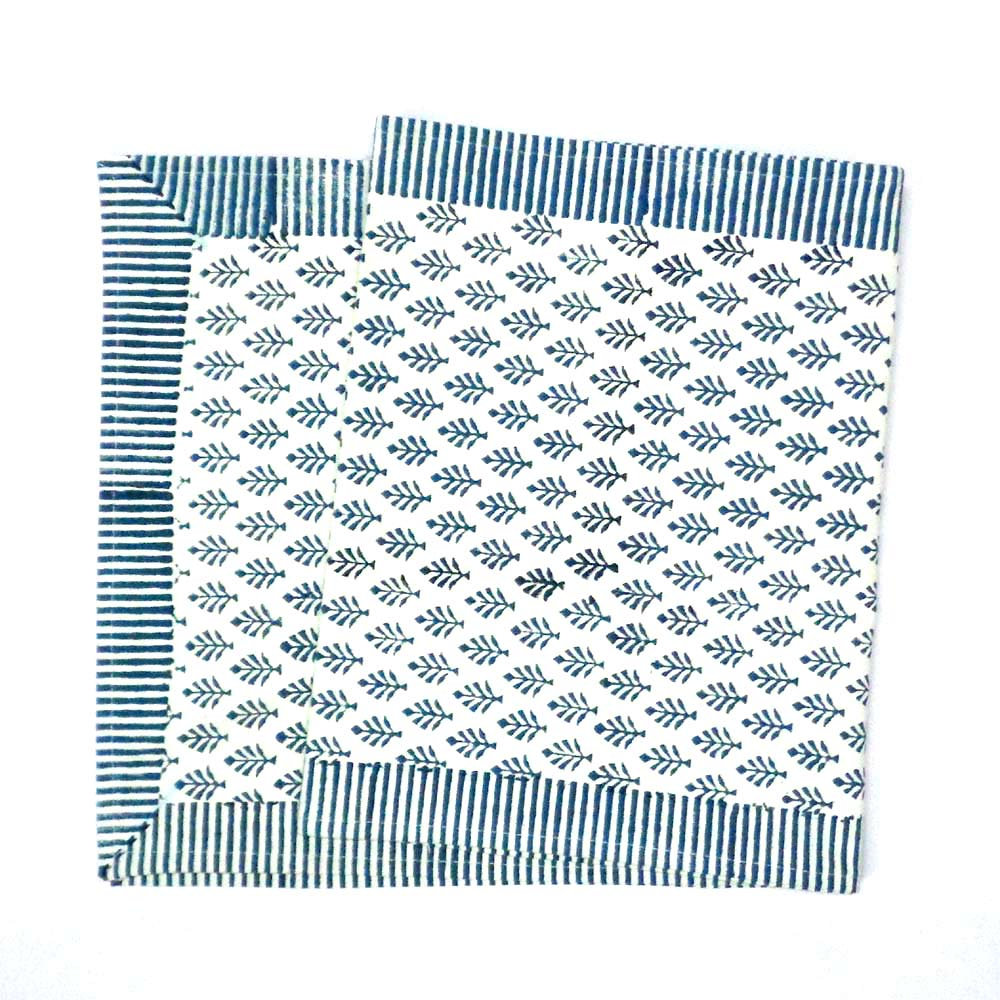 Balsam Blue Table Runner