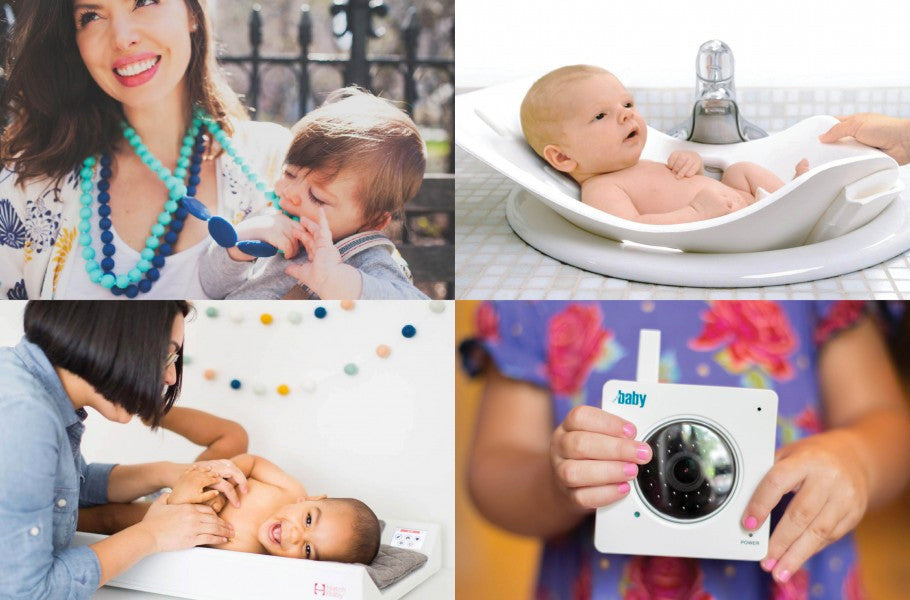 Four innovative products inspired by parenthood