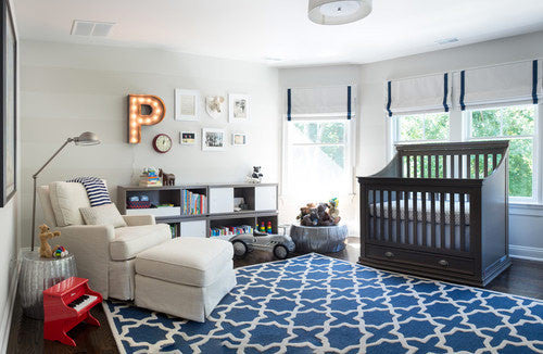 An Insider's Guide to Creating an Awesome Transitional Nursery