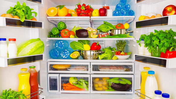 How to Organize Your Fridge from Top to Bottom