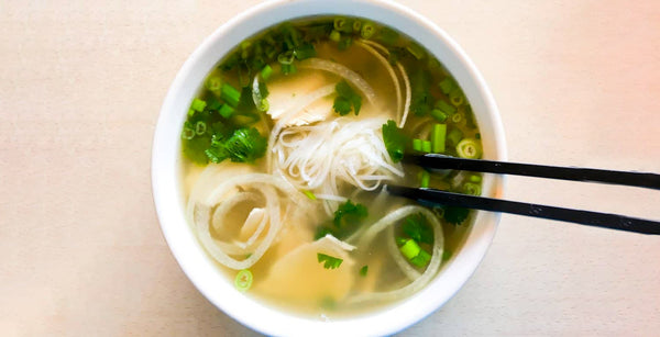 Feel good Pho Soup Recipe