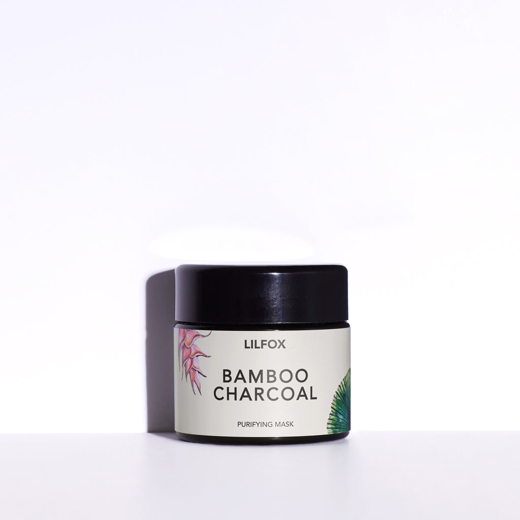 BAMBOO CHARCOAL Purifying Mask 100ml