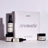 Load image into Gallery viewer, AROMATIC BEAUTYSPHERE ESSENTIALS Daily Skincare Set