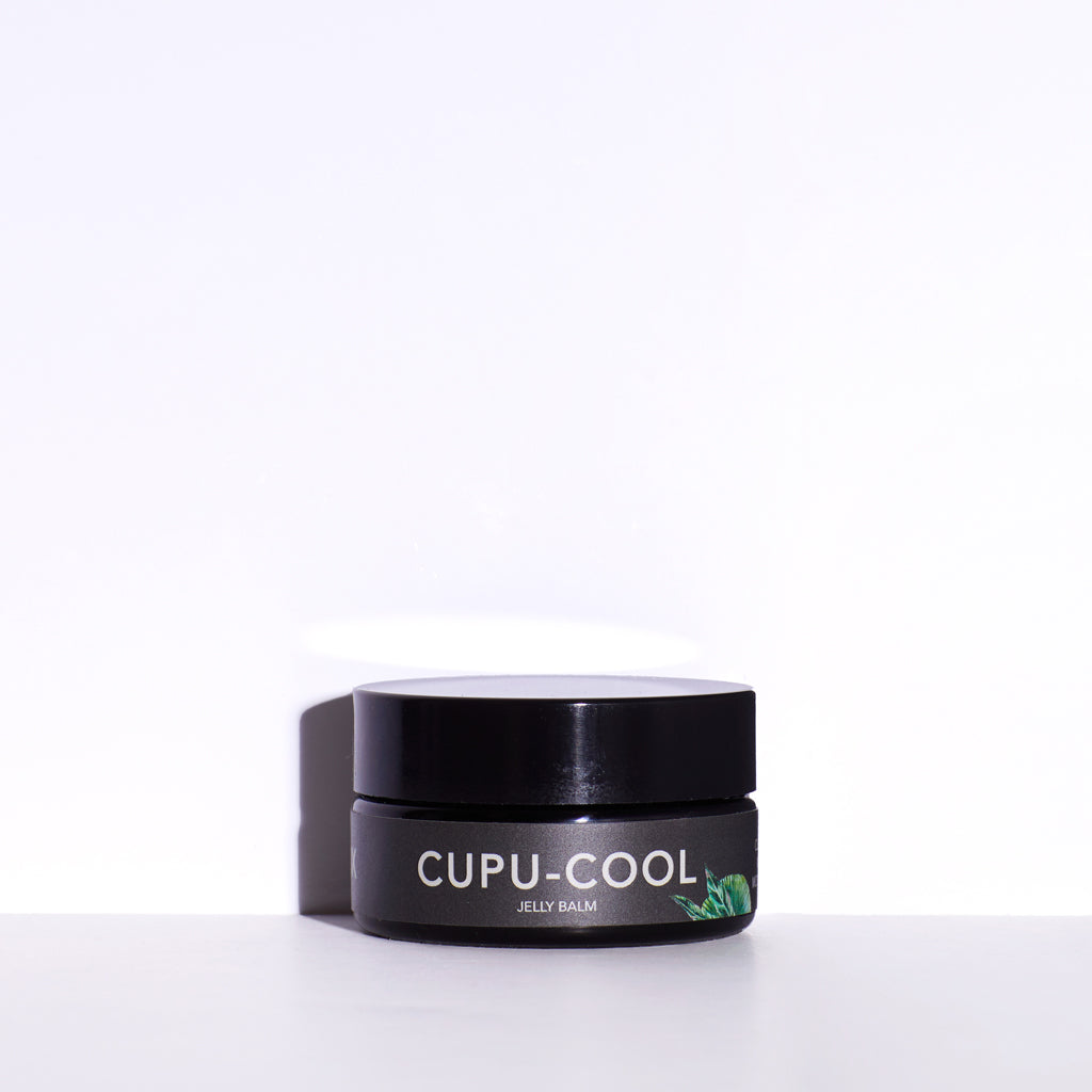 CUPU COOL Hyaluronic Treatment Mask | Balm | Cleanse