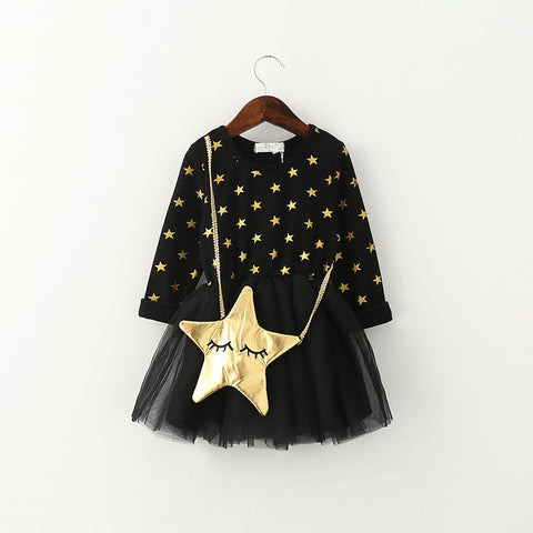 Sleepy Stars Dress