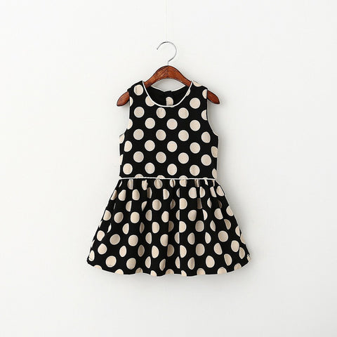 Perfectly Polka Dot Dress