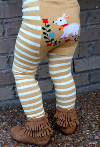 Little Lamb Leggings