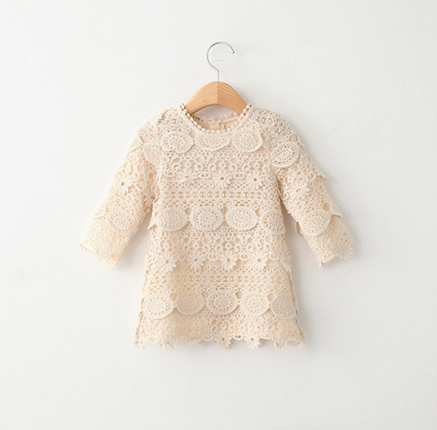 SOUTHERN LACE - LONG SLEEVE