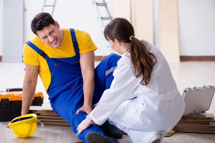 Avoiding Knee Injuries in the Workplace