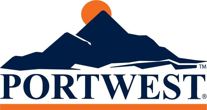 Portwest branded workwear clothing