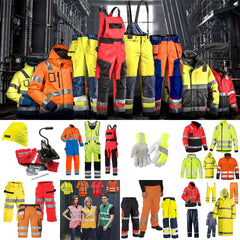 Hi Vis Workwear UK