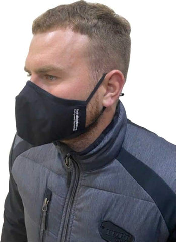 "5log Livinguard Ultimate Face Covering/ Face Mask - ""Self Disinfecting"" Reusable - Respiratory - Active-Workwear"