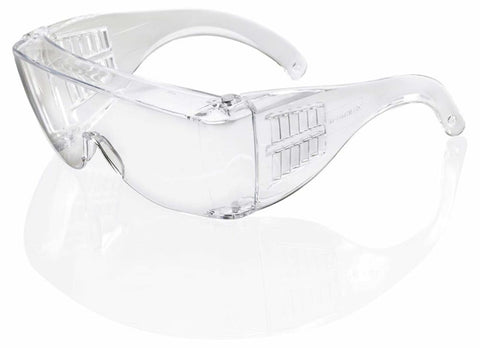 B-Brand Seattle Safety Spectacle (Pack Of 10) - Bbss - Eye Protection BBrand