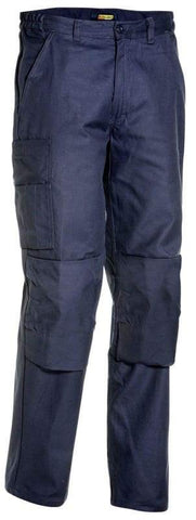 Blaklader Basic Work Trousers with Kneepad Pockets (Cotton Twill) - 1726 - Trousers Blaklader