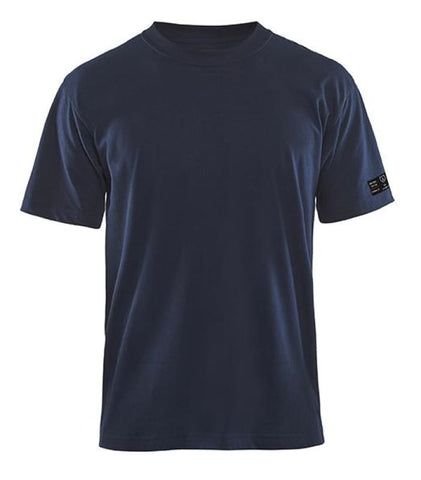 Blaklader Flame Short Sleeve T-Shirt -3482 - Fire Retardant Blaklader