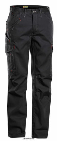 Blaklader Service X Cargo Combat Work Trousers (Multi Pockets) - 1403 - Trousers Blaklader