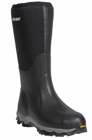 Blaklader Waterproof Wellington Boot. Neoprone - 2427 - Wellingtons Blaklader