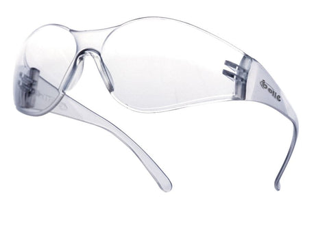 Bolle  Bandido Polycarbonate Frame & Clear Lens (10 Pairs) Safety Glasses - Bobanci - Eye Protection Bolle