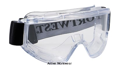 Challenger Goggles EN166 - PW22 - Eye Protection PortWest