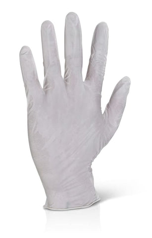 Click Latex Disposable Examination Gloves (Pack Of 1000) - Leg - Large - Hand Protection Click2000