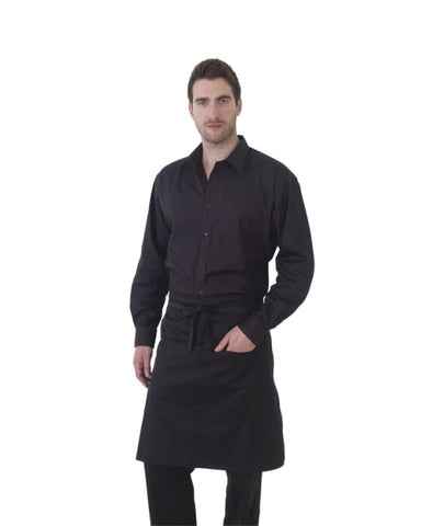 Dennys Economy Waist Apron With Pocket-DP52CN - Catering & Hospitality Dennys