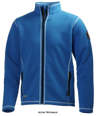 Helly Hansen Hay River Polartec Knitted Fleece Jacket- 72111 - Workwear Jackets & Fleeces Helly Hansen