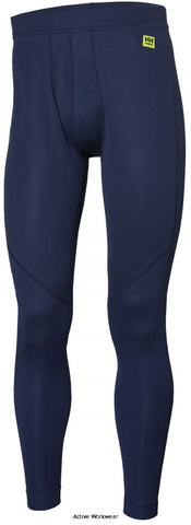 Helly Hansen HH Workwear Baselayer Thermal Lifa Pant Long Johns - 75505 - Underwear & Thermals Helly Hansen
