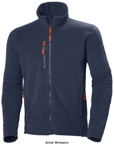 Helly Hansen HH Workwear Kensington Fleece Jacket- 72158 - Workwear Jackets & Fleeces Helly Hansen