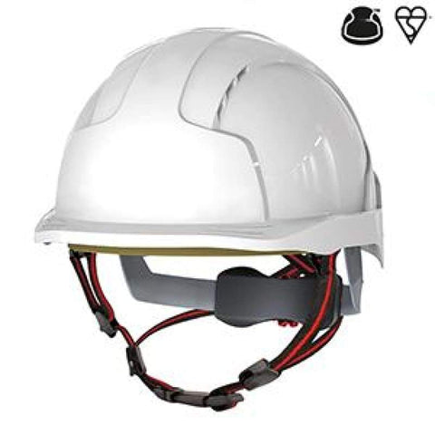 EVOLite Skyworker Industrial Working At Height Safety Helmet Side Impact Protection - Head Protection JSP