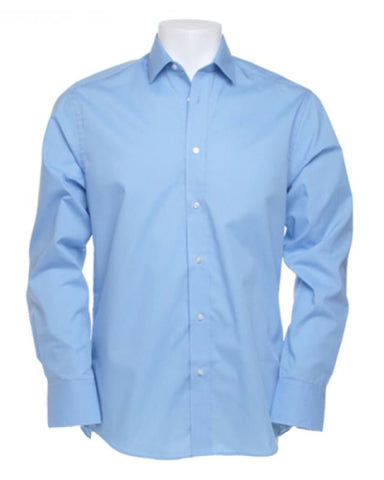 Kustom Kit Long Sleeve Business Shirt-KK131 - Shirts & Blouses - Kustom Kit