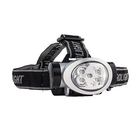LED Tilting Head Light Torch - PA50 - DIY & Tools Portwest