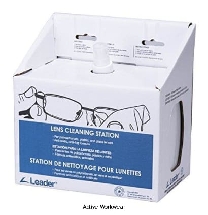 Lens Cleaning Station - PA02 - Eye Protection Portwest
