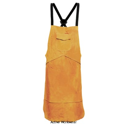 Portwest Leather Welding Apron - SW10l Portwest