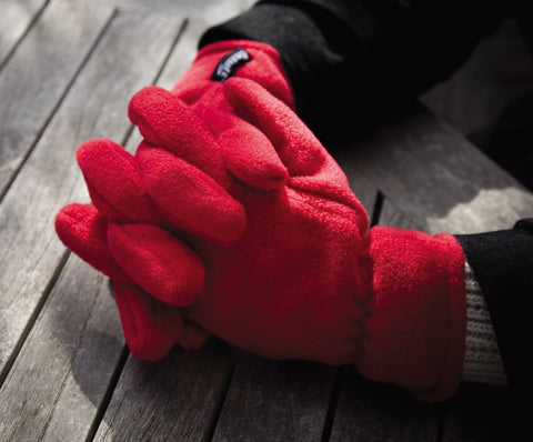 Result Active Fleece Gloves-R144X