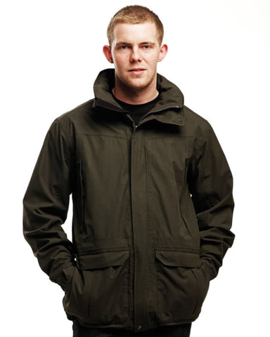 Regatta Waterproof Microfibre Vertex III Work Jacket - TRW463 - Jackets Gilets & Fleeces Regatta