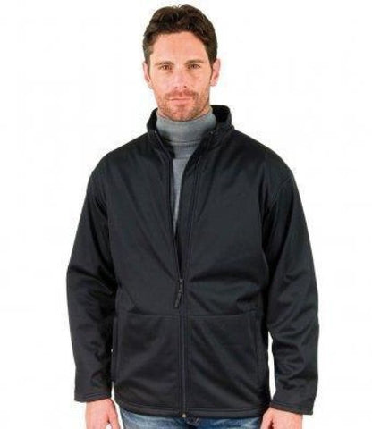 Result Core Soft Shell Jacket-R209M - Black / 2XL - Jackets & Fleeces Result